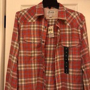 Men's Lucky plaid shirt
